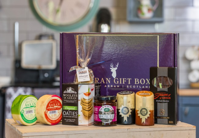 Deluxe Big Taste Arran Gift Box