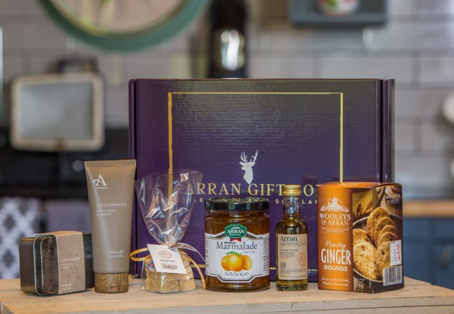 Original Lochranza (10 Year Old Malt) Arran Gift Box