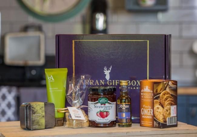 Original Machrie (18 Year Old Malt) Arran Gift Box