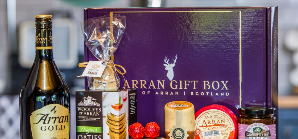 deluxe arran gold lover