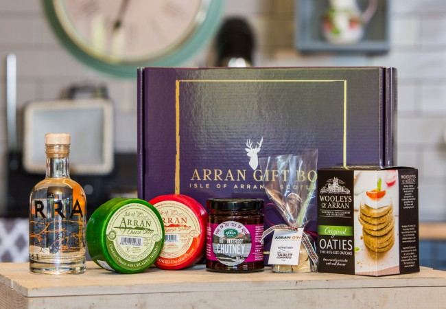 Original Gin Lover Arran Gift Box