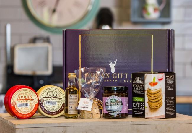 Original Whisky Lover (10 Year Old Malt) Arran Gift Box