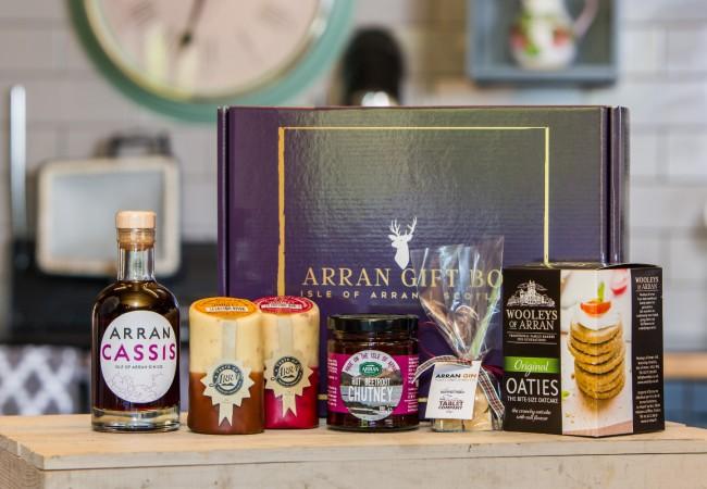Original Cassis Lover Arran Gift Box