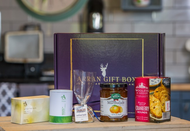 Original Dun Fionn Arran Gift Box