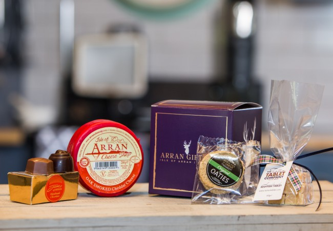 Wee Favourites Arran Gift Box