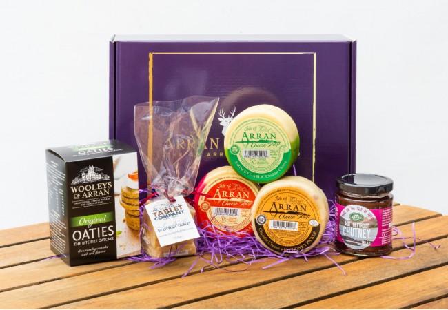 Original Big Taste Arran Gift Box