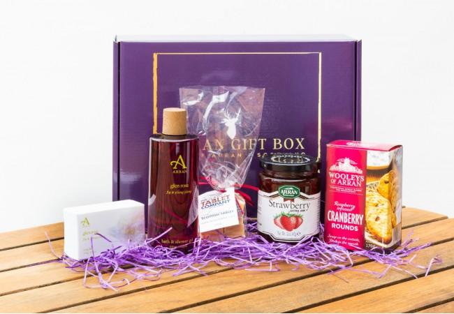 Original Dun Fionn Arran Gift Box