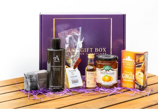 Original Lochranza (10 Year Old Malt) Arran Gift Box