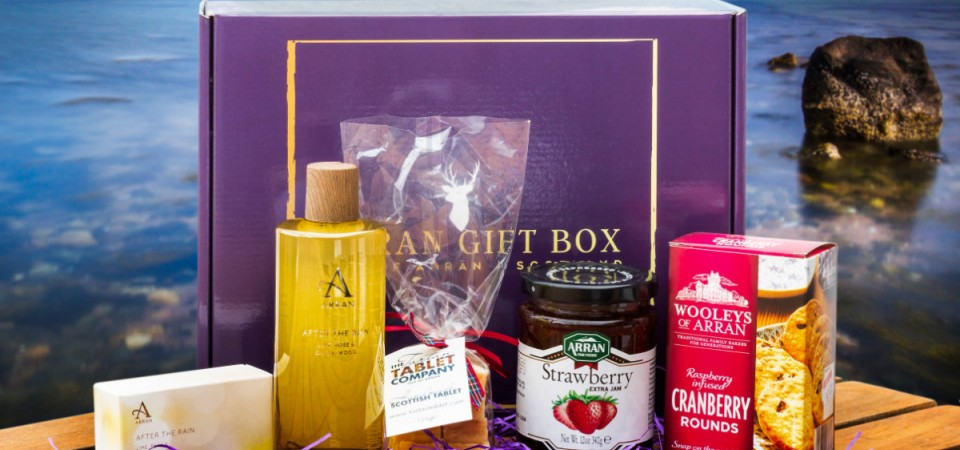 Bath Body and Home from Arran
