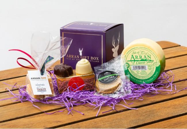 Wee Big Taste Arran Gift Box