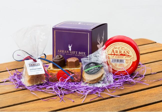 Wee Favourites Arran Gift Box